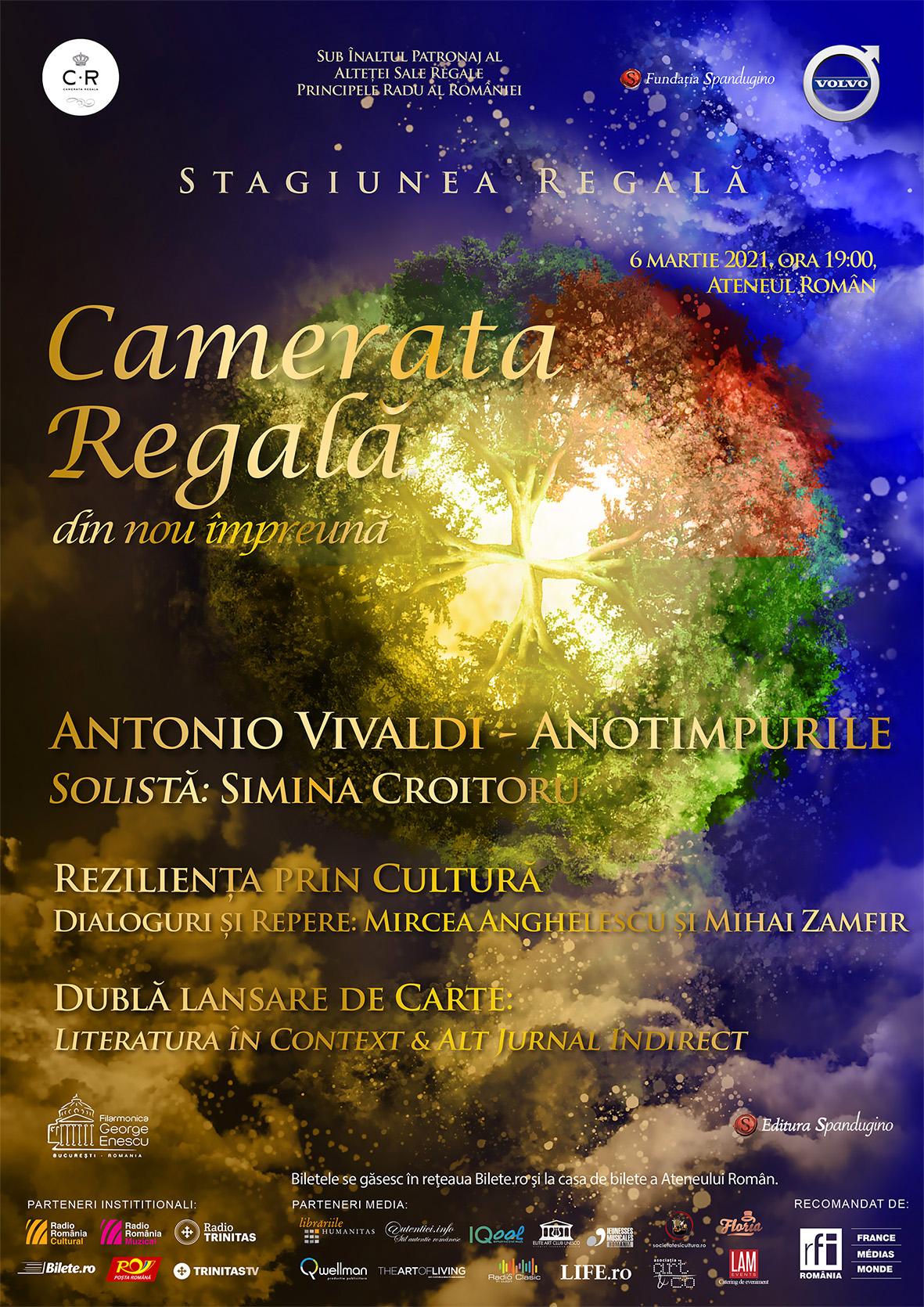 Editura Spandugino: Dublă lansare de carte. Reziliența prin cultură. Dialoguri și repere